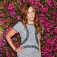 Riley Keough au Dîner des Artistes Chanel.