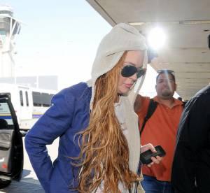 Lindsay Lohan s'enfuit de son centre de desintoxication