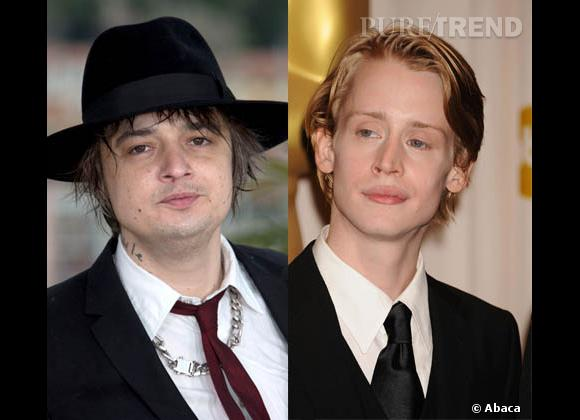 Pete Doherty et Macaulay Culkin en colocation à Paris.