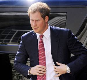 Prince Harry declenche l'hysterie au Capitole