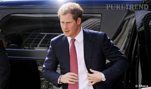 Le Prince Harry a déclenché l'hystérie lors de son passage au Capitole la semaine dernière.