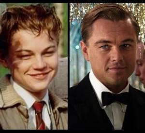 Leonardo DiCaprio : son evolution capillaire au cinema, de Titanic a Gatsby