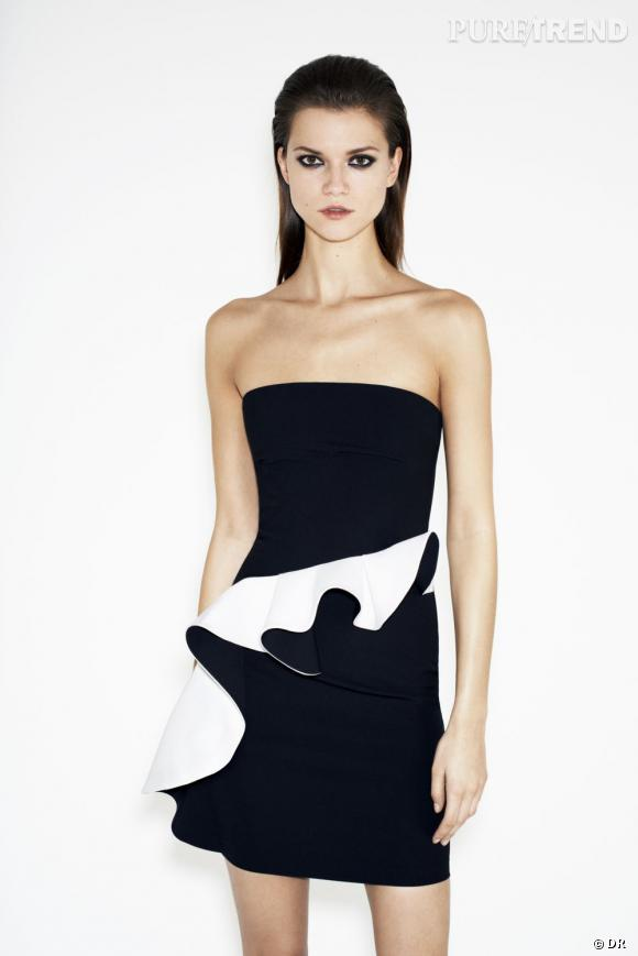 Tendance shopping : obsession volants ! Lookbook Zara