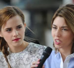 Cannes 2013 : Emma Watson et Sofia Coppola sur le plateau du Grand Journal