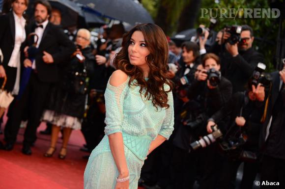 Le week end cannois ultra-glamour d'Eva Longoria.