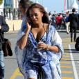 Melanie Brown à Cannes, le désastre...