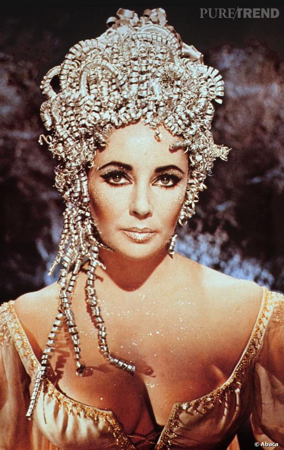 Elizabeth Taylor, croqueuse de diamants.
