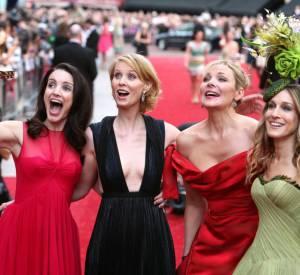 C'est pendant la première à Londres qu'elle s'en est rendue compte, quand le public a acclamé le dressing de Carrie, preuve d'amour de Mr Big.
