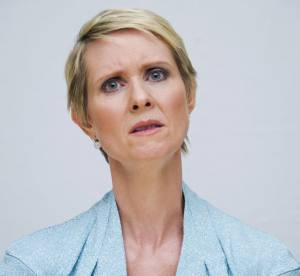 Cynthia Nixon parle du film Sex and the City : ''J'ai ete aneantie''