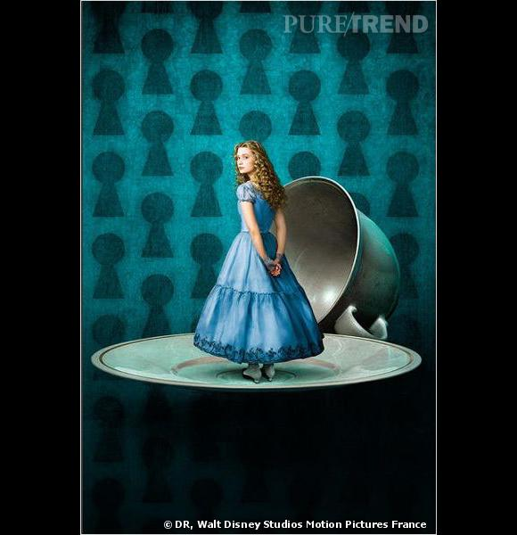 "Walt Disney confirme une suite au ""Alice In Wonderland"" de Tim Burton. Son successeur ? James Bobin."