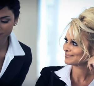 Pamela Anderson et sa pub censuree : 10 publicites de stars ultra sexy