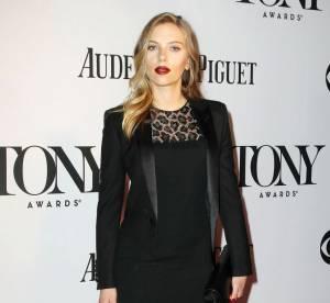 Scarlett Johansson, femme fatale des Tony Awards