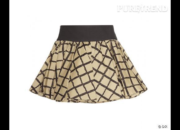 Le bon shopping pour adopter les carreaux version Printemps-Eté 2013 :      Jupe Rag & Bone, 580 € sur Mytheresa.com