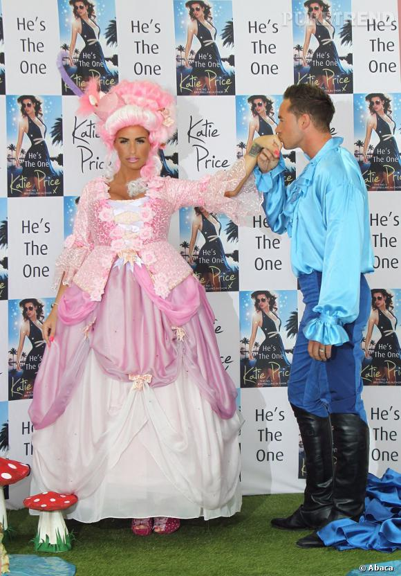 Katie Price et son mari devenu prince charmant !