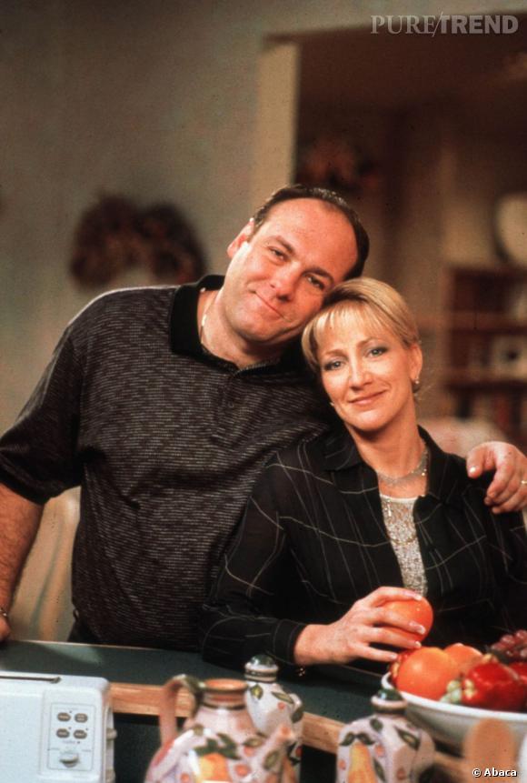 """James Gandolfini de la série """"The Sopranos"""" est mort à l'âge de 51 ans en Italie."""