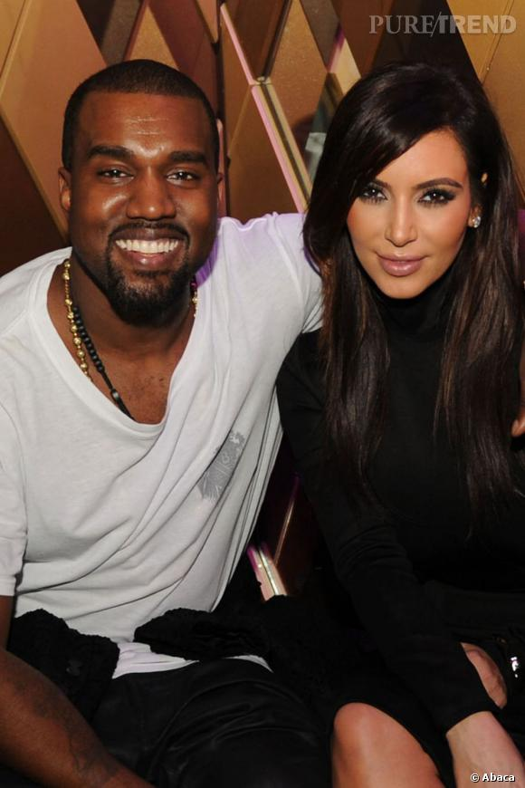 Kim Kardashian et Kanye West pourraient bien être en train de prévoir leur mariage après la naissance de leur petite North.