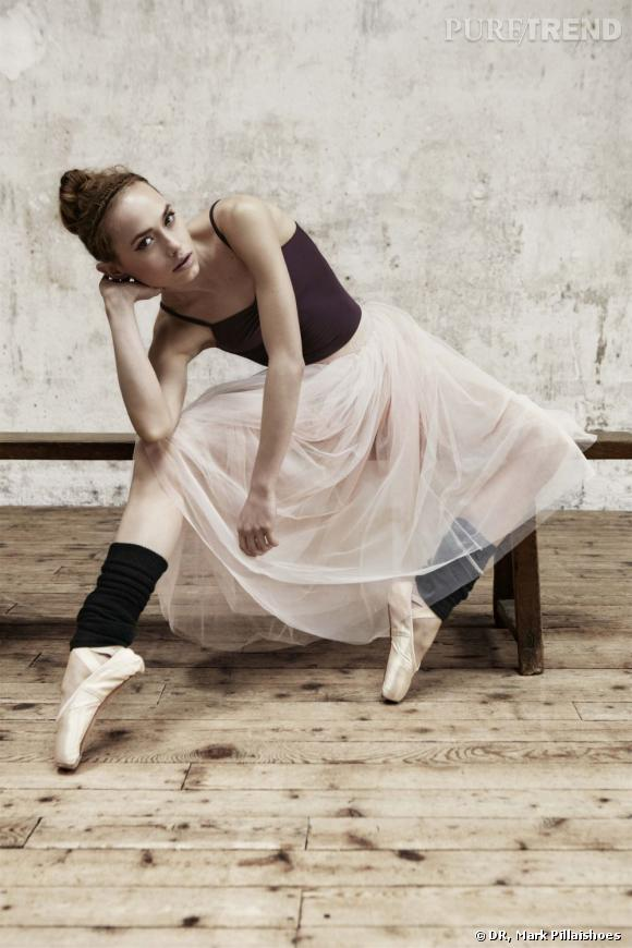 Danskin, lookbook collection danse