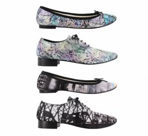 Must have : Mary Katrantzou x Repetto, collaboration hype