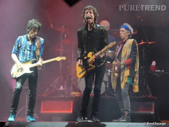 Mick Jagger et les Rolling Stones mettent le feu à Glastonbury.