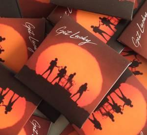 Daft Punk : les preservatifs Get Lucky, sortez couverts !
