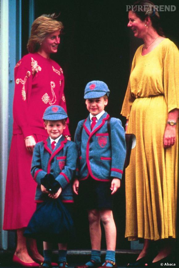 Prince William : son enfant toujours en costume ?