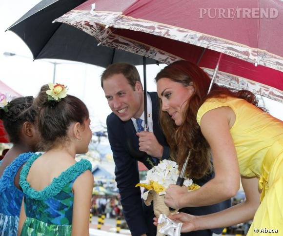 Prince William et Kate Middleton : parents gateaux ?