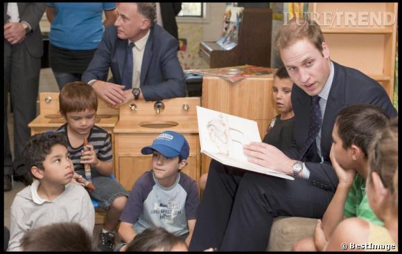 Prince William, adepte de l'école à la maison ?