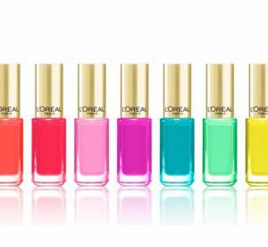 Dans mon vanity cet été : un make-up néon !