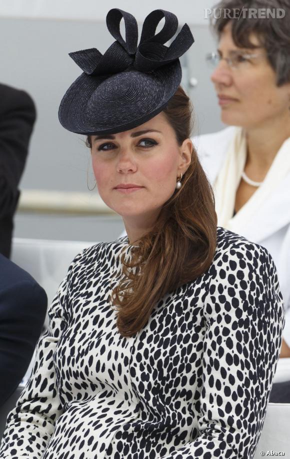 Kate Middleton a réservé une suite à 7 300 euros la nuit dans l'hôpital Ste Mary à Londres pour son accouchement.