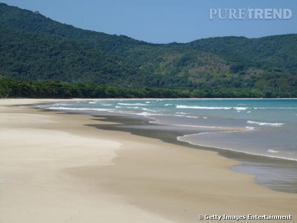 10 top des plus belles plages du monde en 2013 : Plage Lopes Mendes au Brésil.