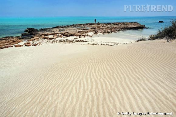 10 top des plus belles plages du monde en 2013 : Plage Turquoise Bay en Australie.