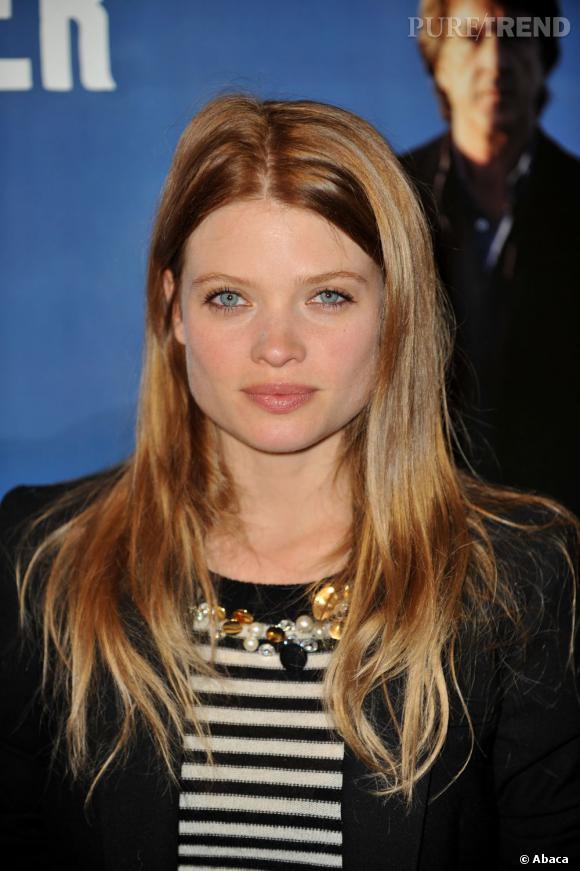 Melanie thierry 32 ans pour la renversante blonde - Actrice yeux bleus ...