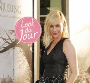 Vera Farmiga : l'elegance gothique pour ''Conjuring'' a Los Angeles