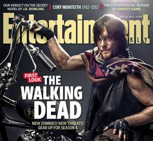 The Walking Dead : 3 couv' pour Entertainement Weekly en attendant la saison 4