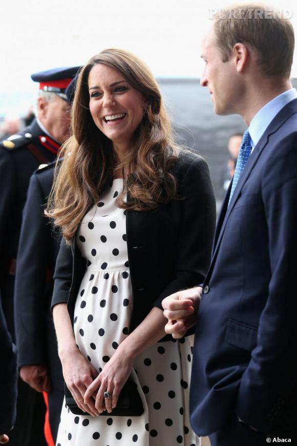 Kate Middleton et le Prince William vont enfin avoir leur premier enfant.