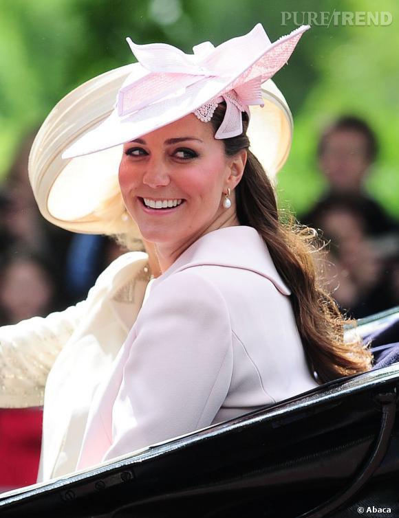 Kate Middleton, le monde entier a les yeux braqués sur l'hôpital Saint Mary de Londres.