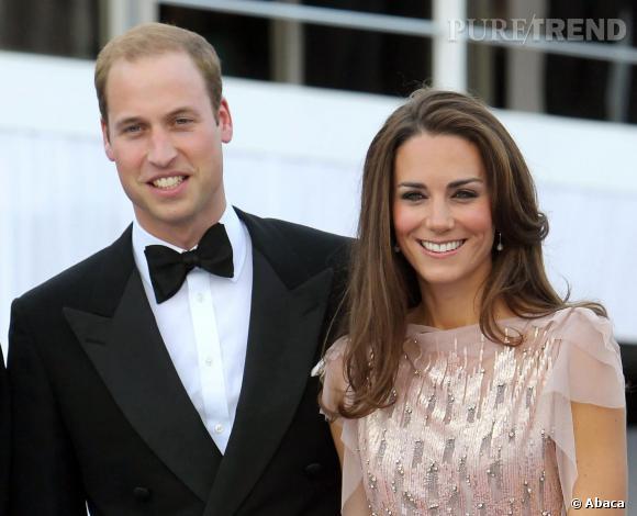 Kate Middleton, très en beauté.