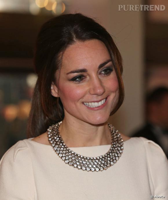 Kate Middleton, simple et classe à la fois.