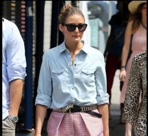Olivia Palermo : le short version chic, mode d'emploi... A shopper !
