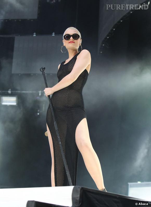 Désormais, Jessie J cultime un style nettement plus sexy et moins trash.