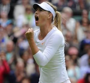 Maria Sharapova, sportive la mieux payee au monde