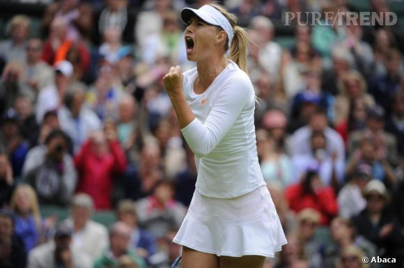 Maria Sharapova a gagné 29 millions de dollars l'année dernière, grâce aux tournois mais surtout à ses contrats publicitaires.