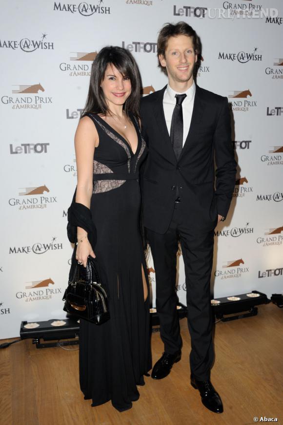 Marion Jollès et Romain Grosjean sont devenus parents le 29 juillet !