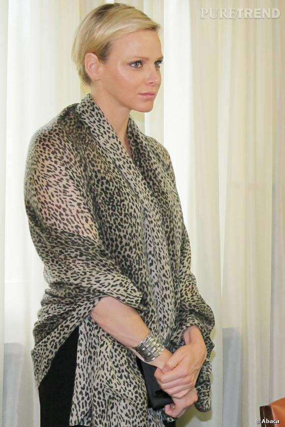 Charlene de Monaco, une Princesse discrète.