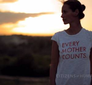 "Vidéo ""Just like you"", le projet créatif de Citizens of Humanity, avec l'ancien mannequin Christy Turlington Burns."