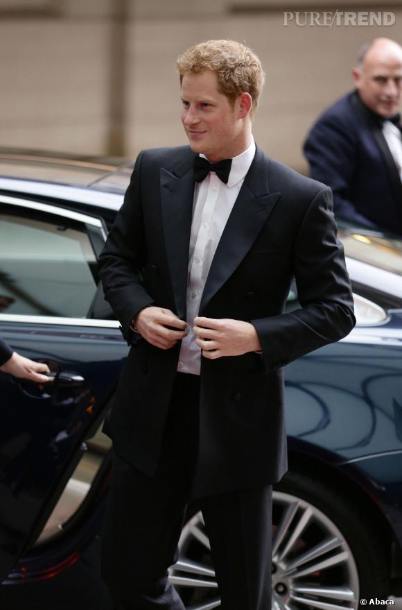 Bientôt le mariage pour le Prince Harry ?