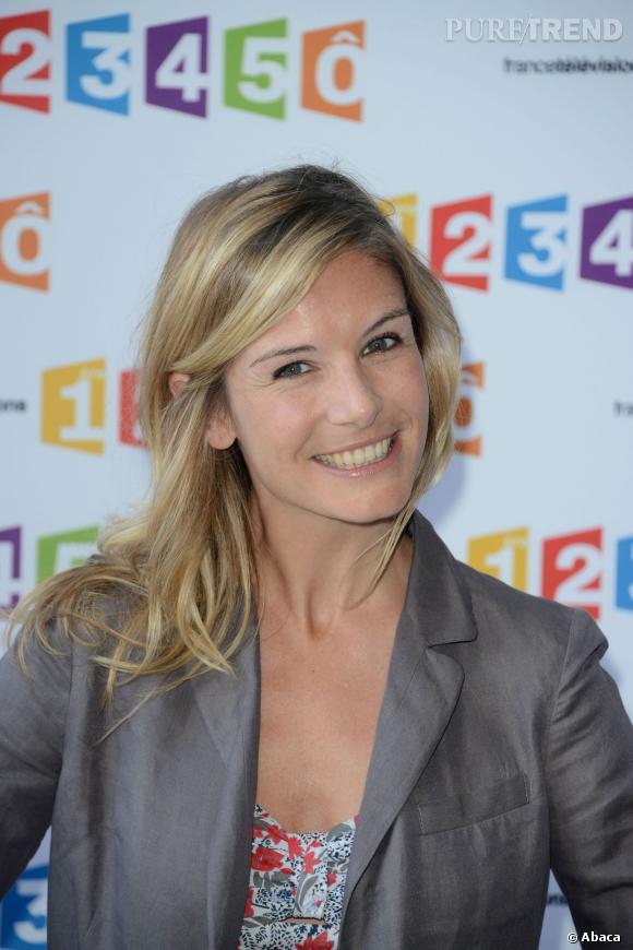 Louise Ekland travaille, entre autres, pour France Télévisions.