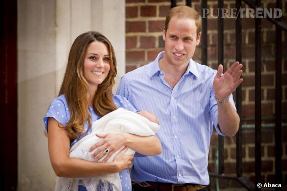 Lors de la présentation du petit George Alexander Louis à la presse, le 24 juillet, Kate Middleton est apparue resplendissante.