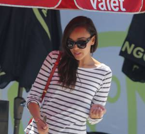 Ashley Madekwe, precieux petit matelot a Hollywood... A shopper !