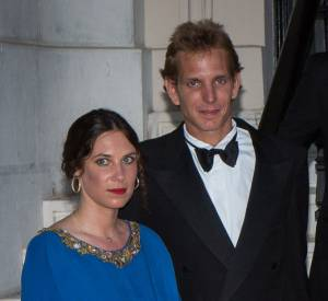 Tatiana Santo Domingo et Andrea Casiraghi, un couple glamour et heureux parents.